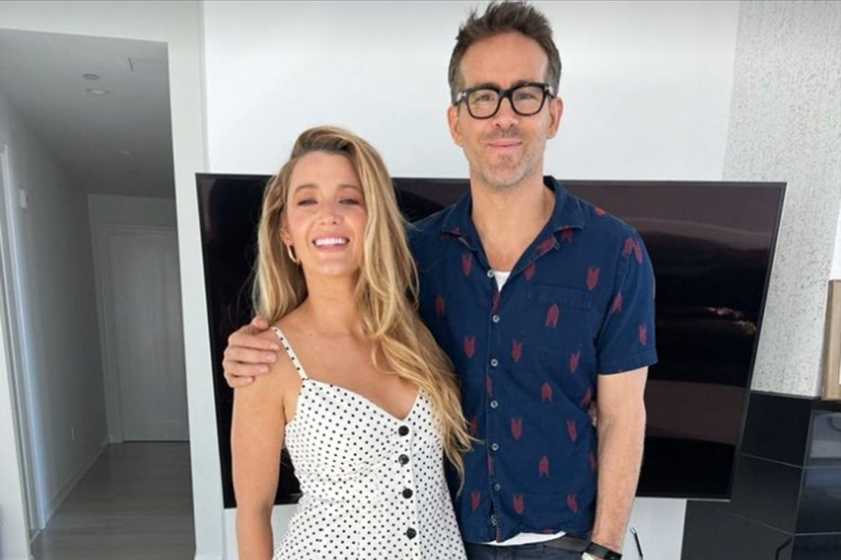 Blake Lively And Ryan Reynolds Celebrated The 10th Anniversary Of Their First Date