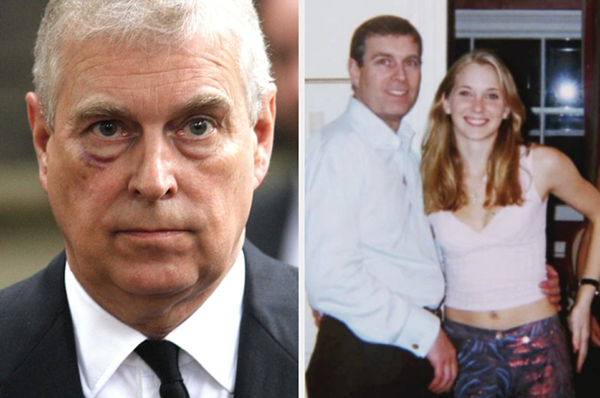 One Of Jeffrey Epstein�s Accusers Is Suing Prince Andrew For Sexual Abuse