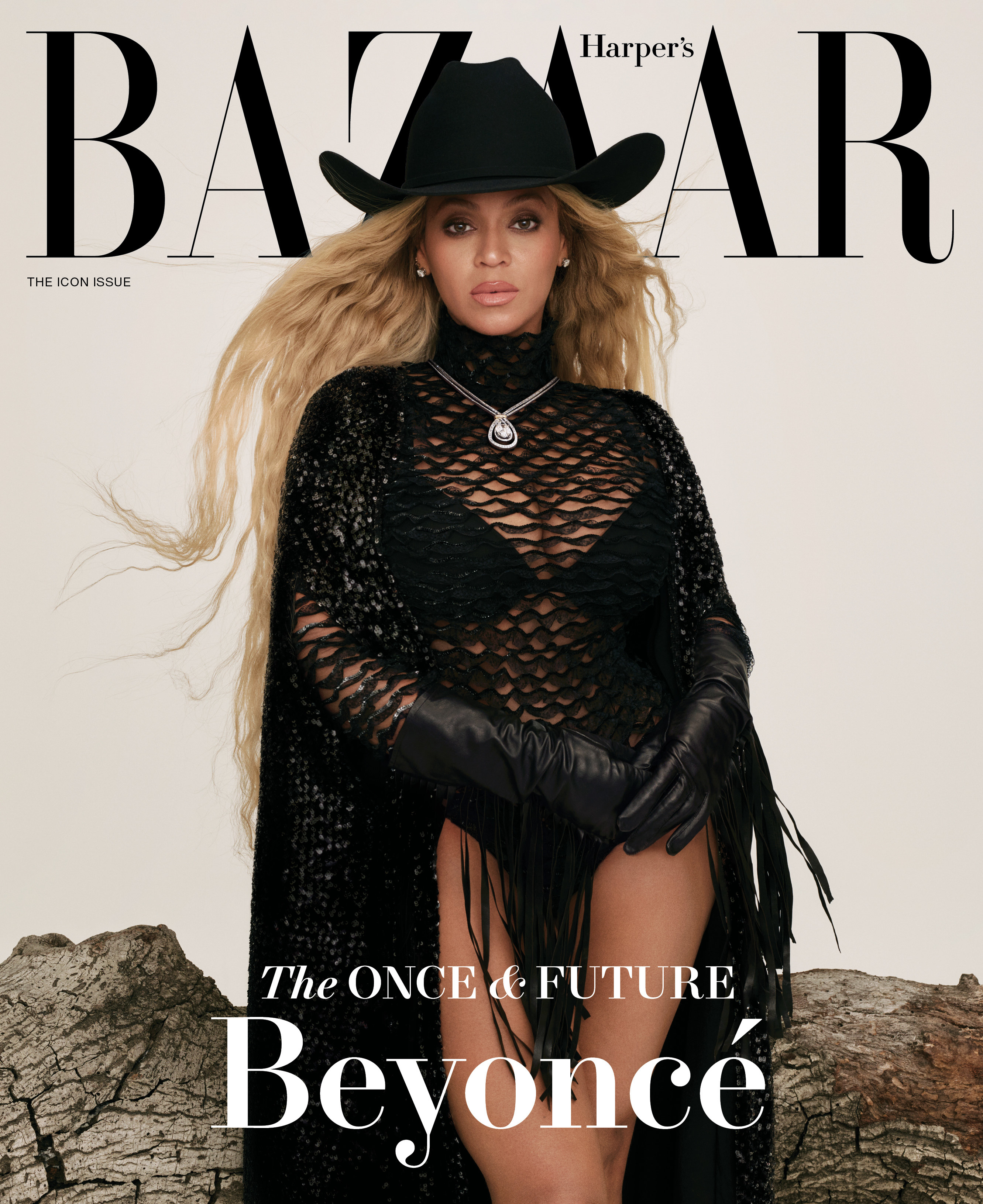 Beyoncé is photographed for the cover of Harper's Bazaar's September 2021 issue
