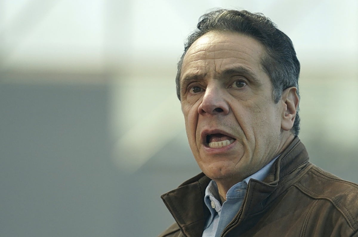 New York Gov. Andrew Cuomo Is Resigning Amid Sexual Harassment Allegations
