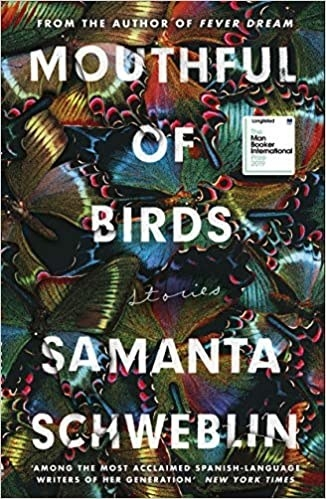 Cover of Mouthful Of Birds