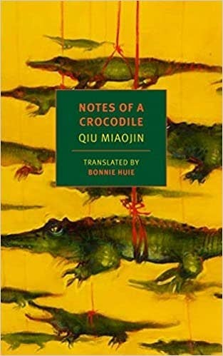 Cover of Notes Of A Crocodile