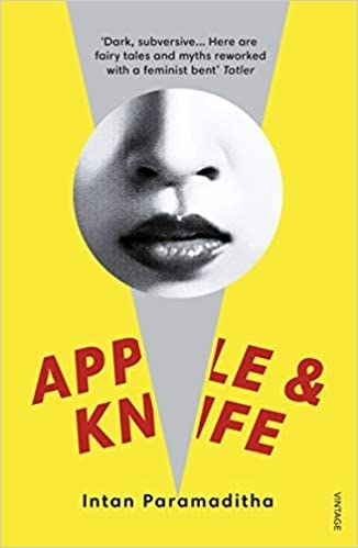 Cover of Apple And Knife