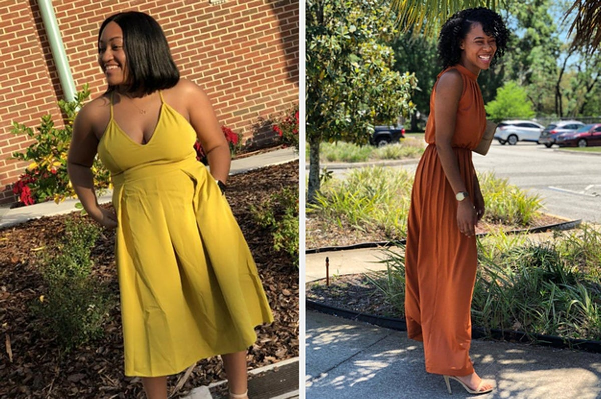 20 Inexpensive Wedding Guest Dresses From Amazon