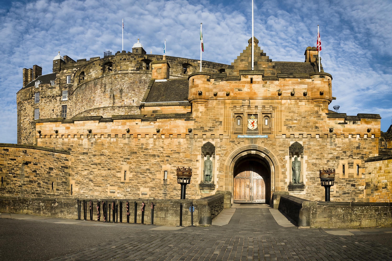 A building in Edinburgh, Scotland