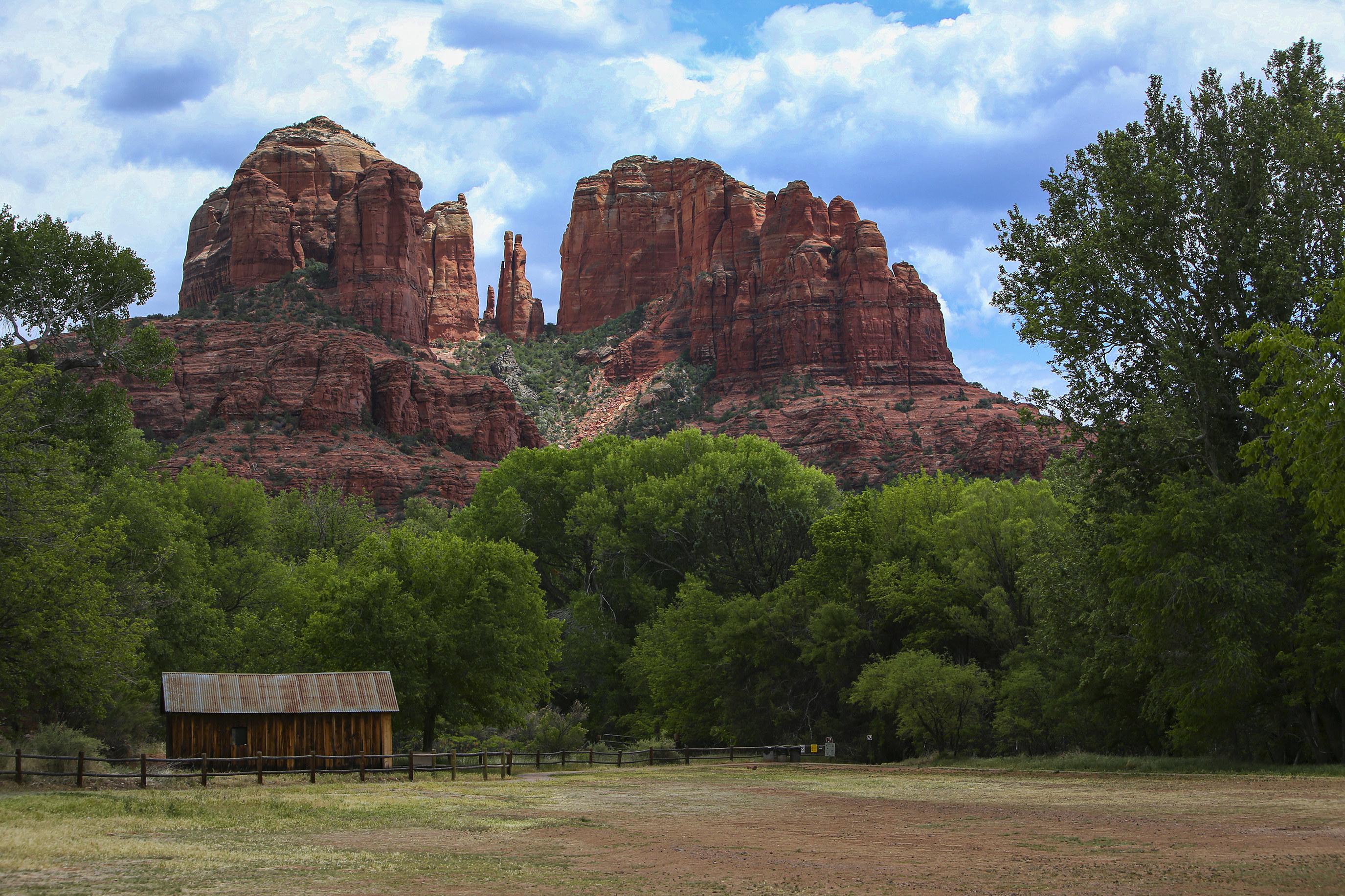 Rocks in Sedona, Arizona