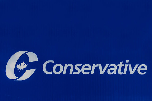 Logo of the Conservative political party of Canada