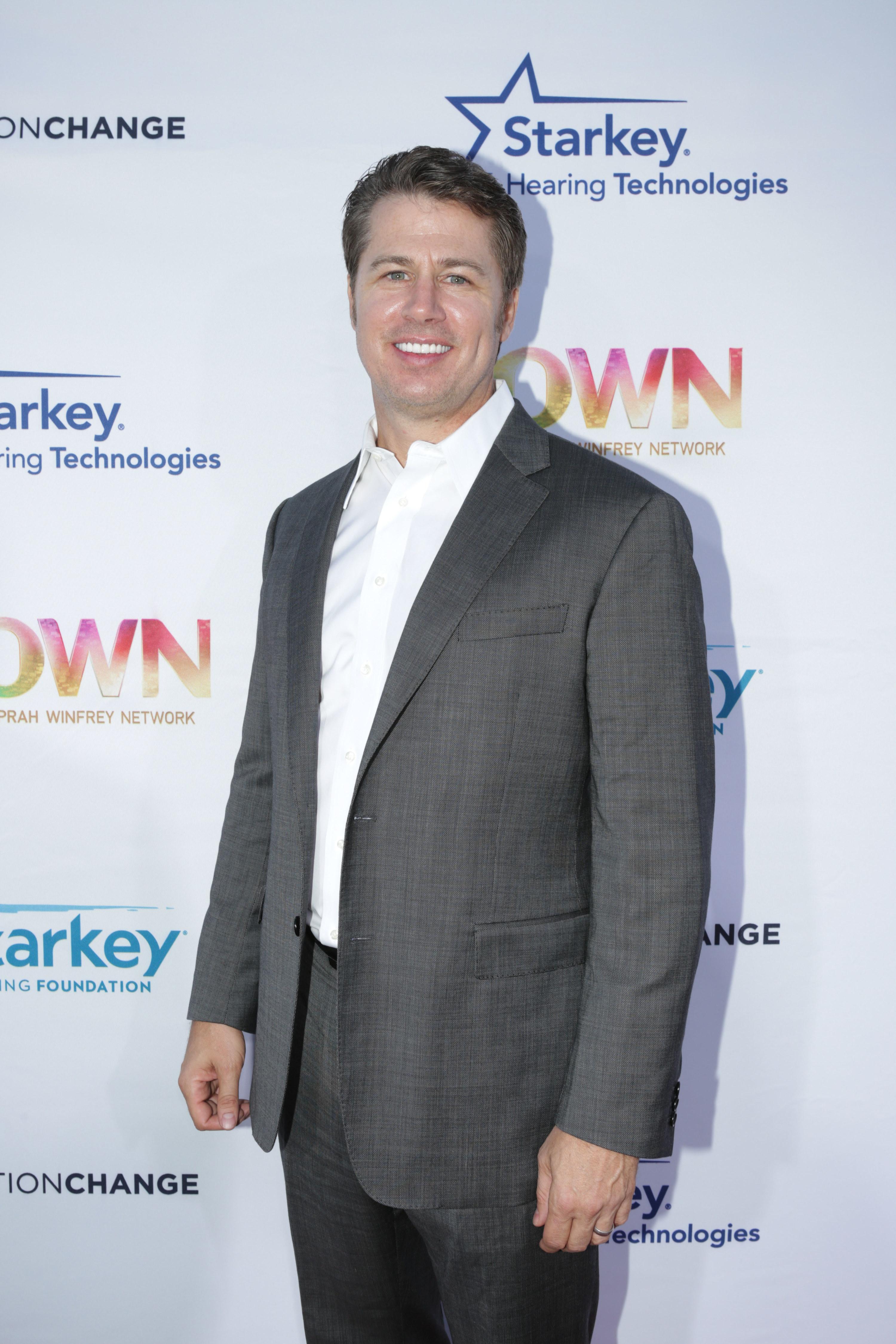 at a premiere in LA