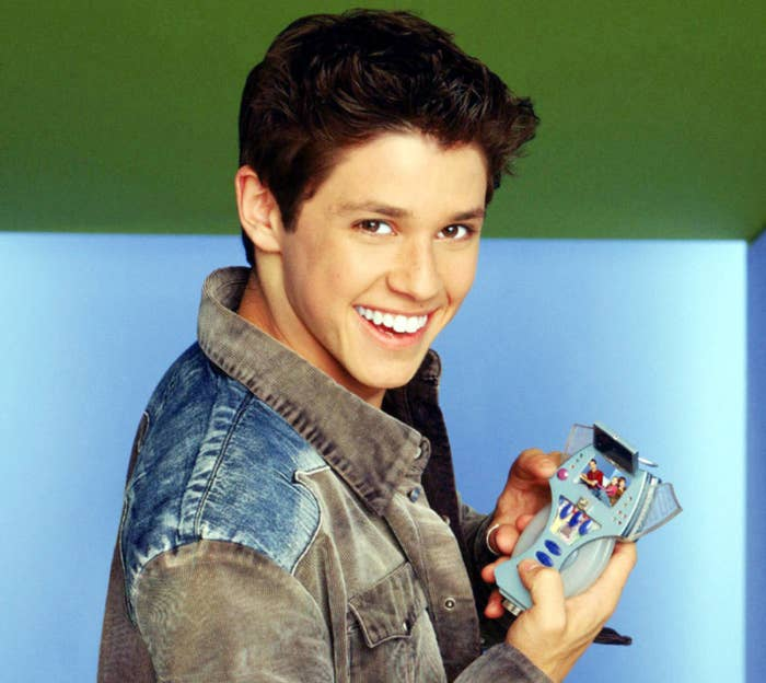 RIcky Ullman with a remote control