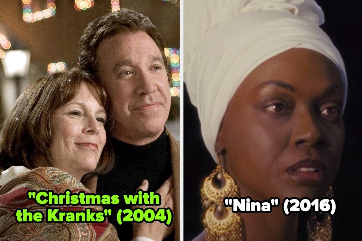 """""""Christmas with the Kranks"""" and """"nina"""""""