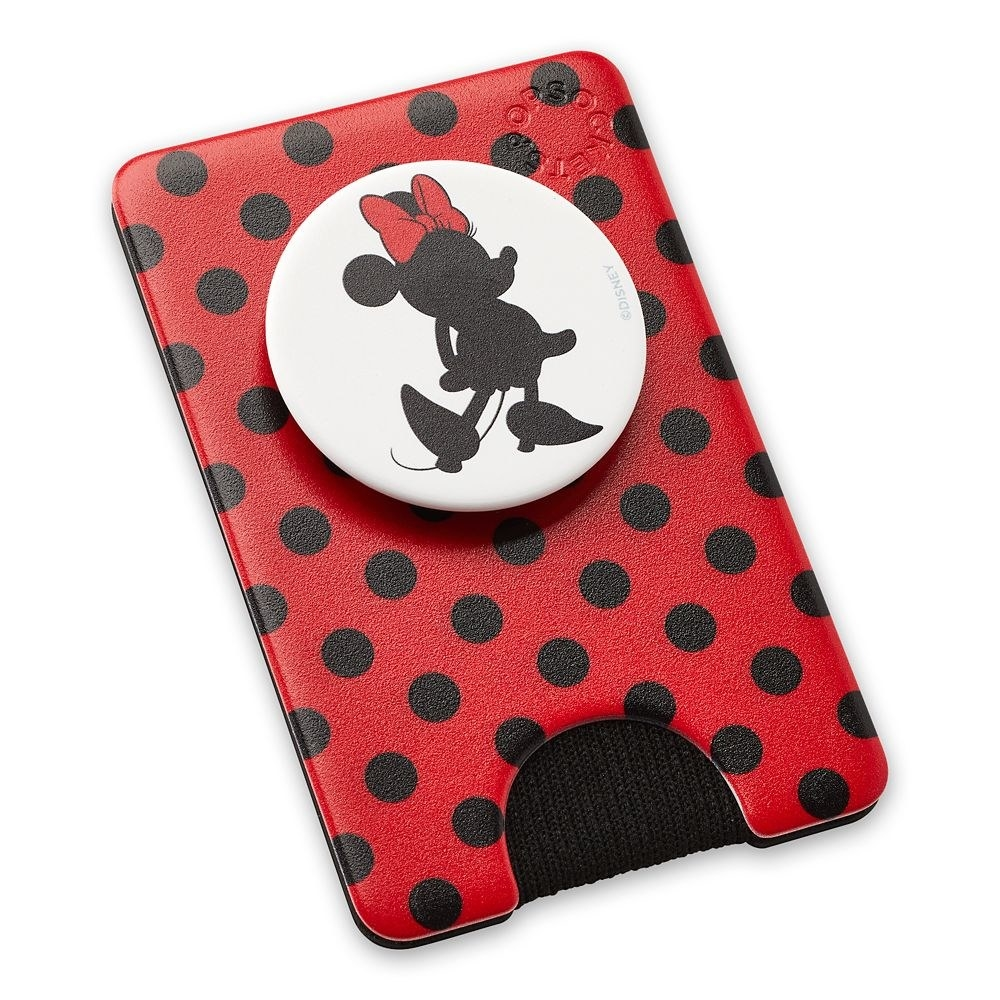the Minnie Mouse printed PopSockets wallet