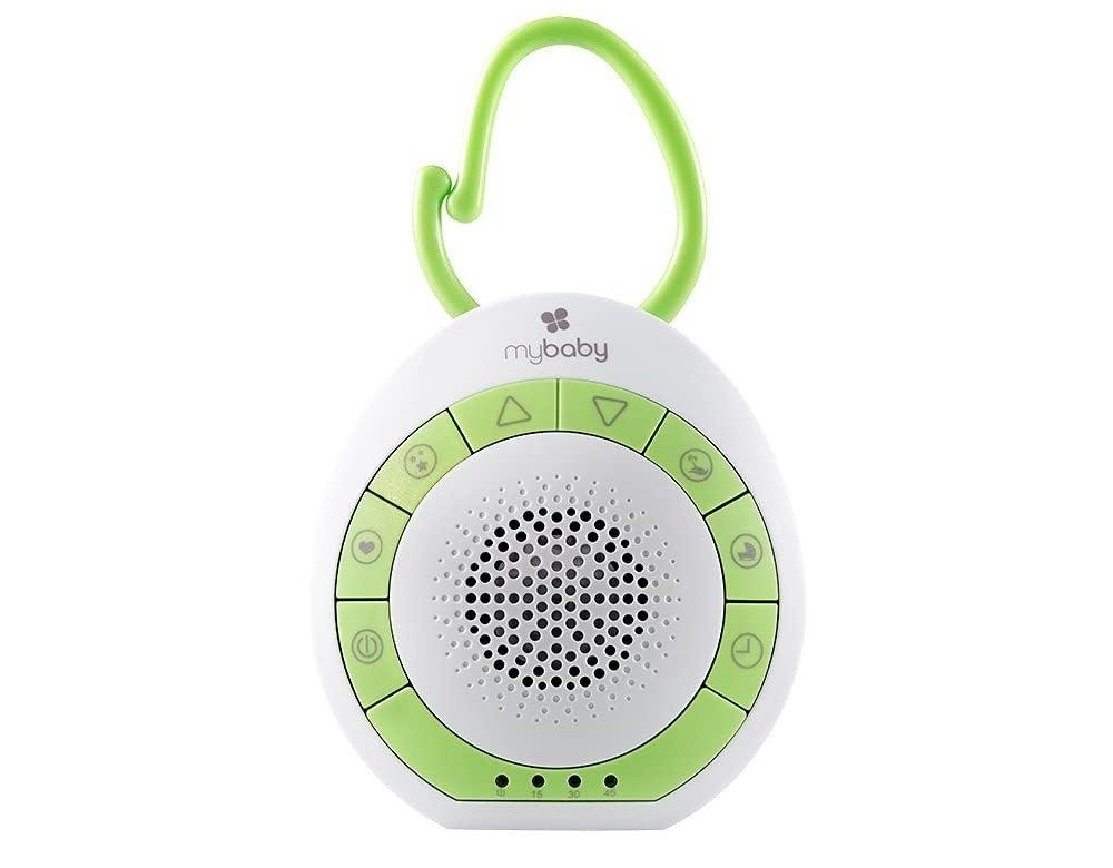 The portable white noise machine