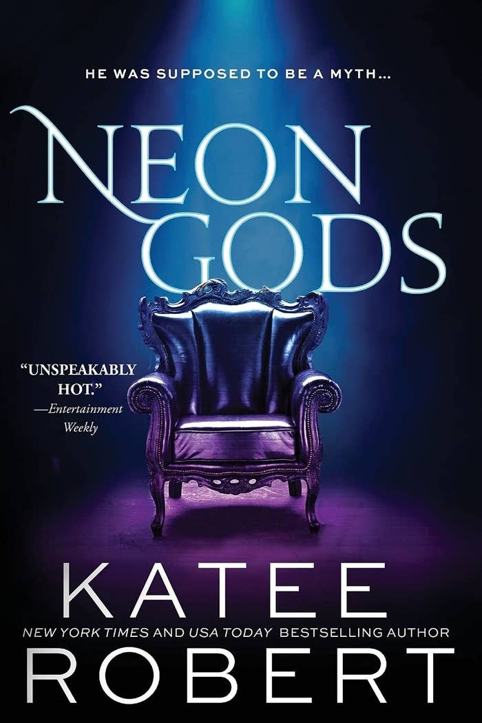 Neon Gods cover by Katee Robert
