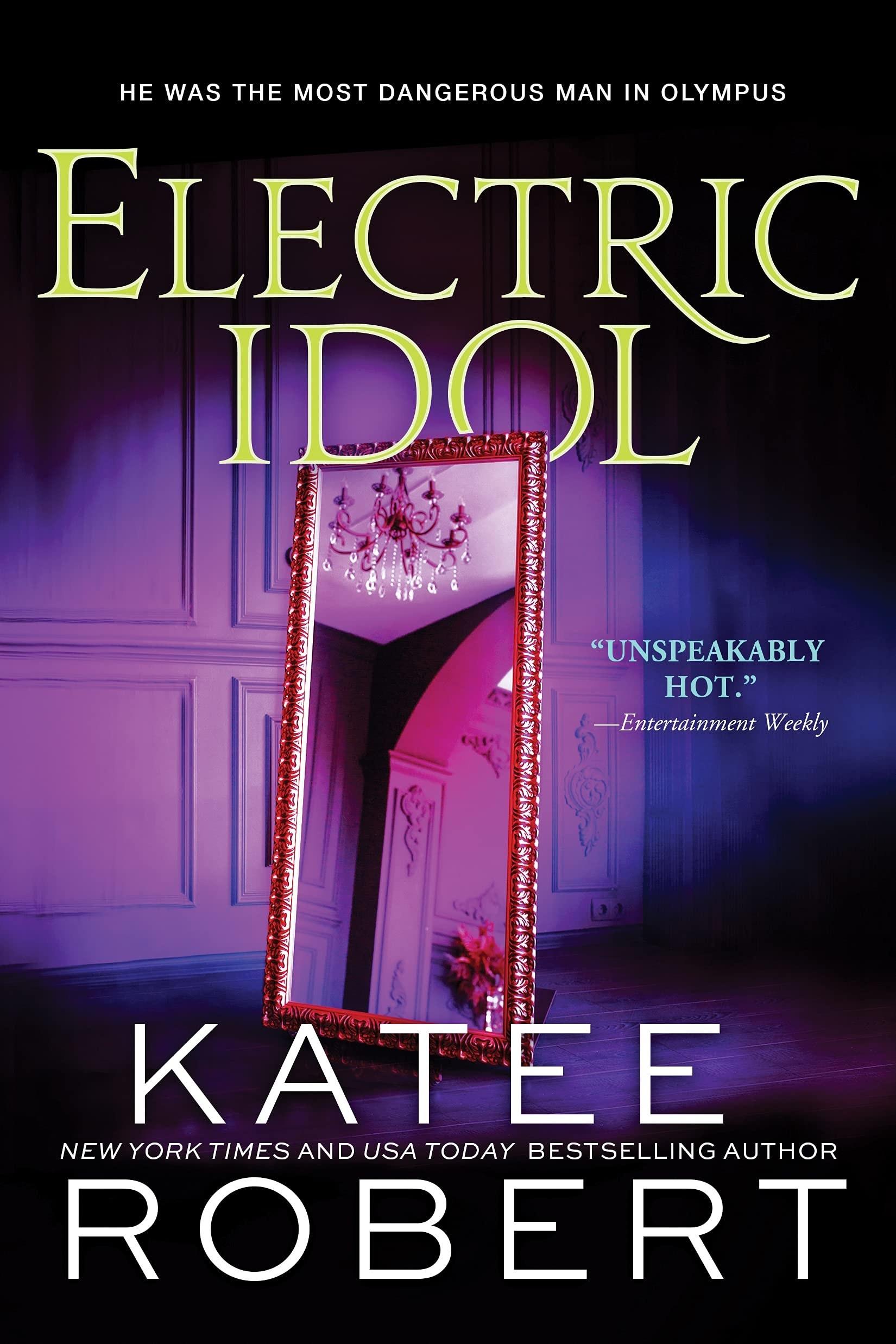 cover electric idol katee robert