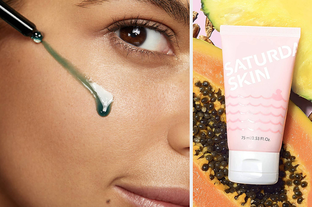 33 Skincare Products That'll Make You A Real ~Glow~-Getter