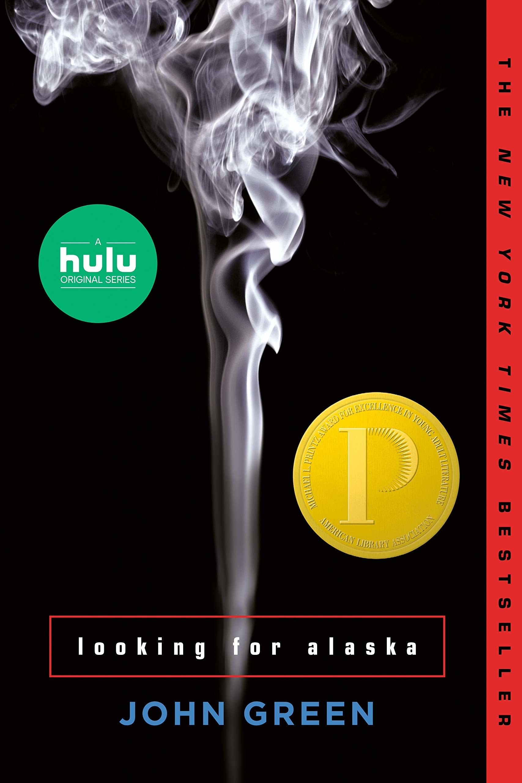 Book cover of Looking for Alaska