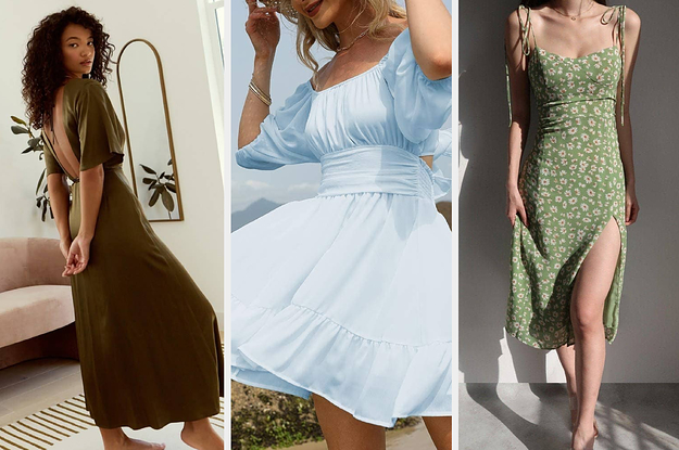 If You Want To Get Some Compliments, Check Out These 32 Summer Dresses