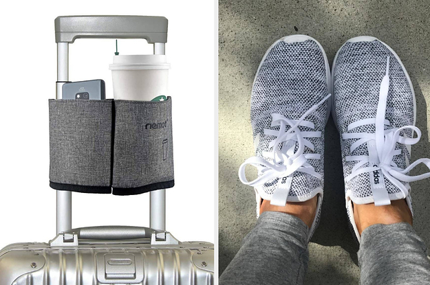 34 Useful Things You're Totally Going To Want When You're Traveling