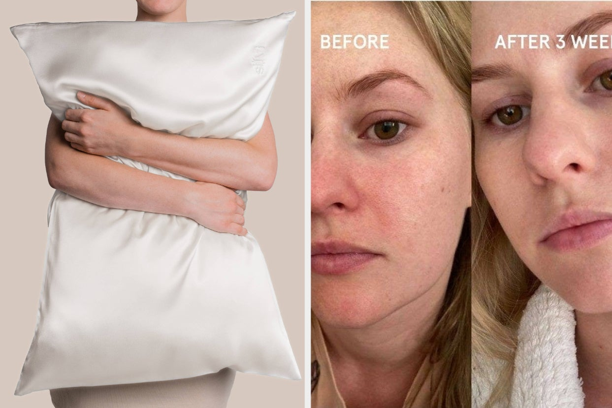 This Anti-Acne Pillowcase Will Help Clear You Skin (And All You Have To Do Is Sleep On It)