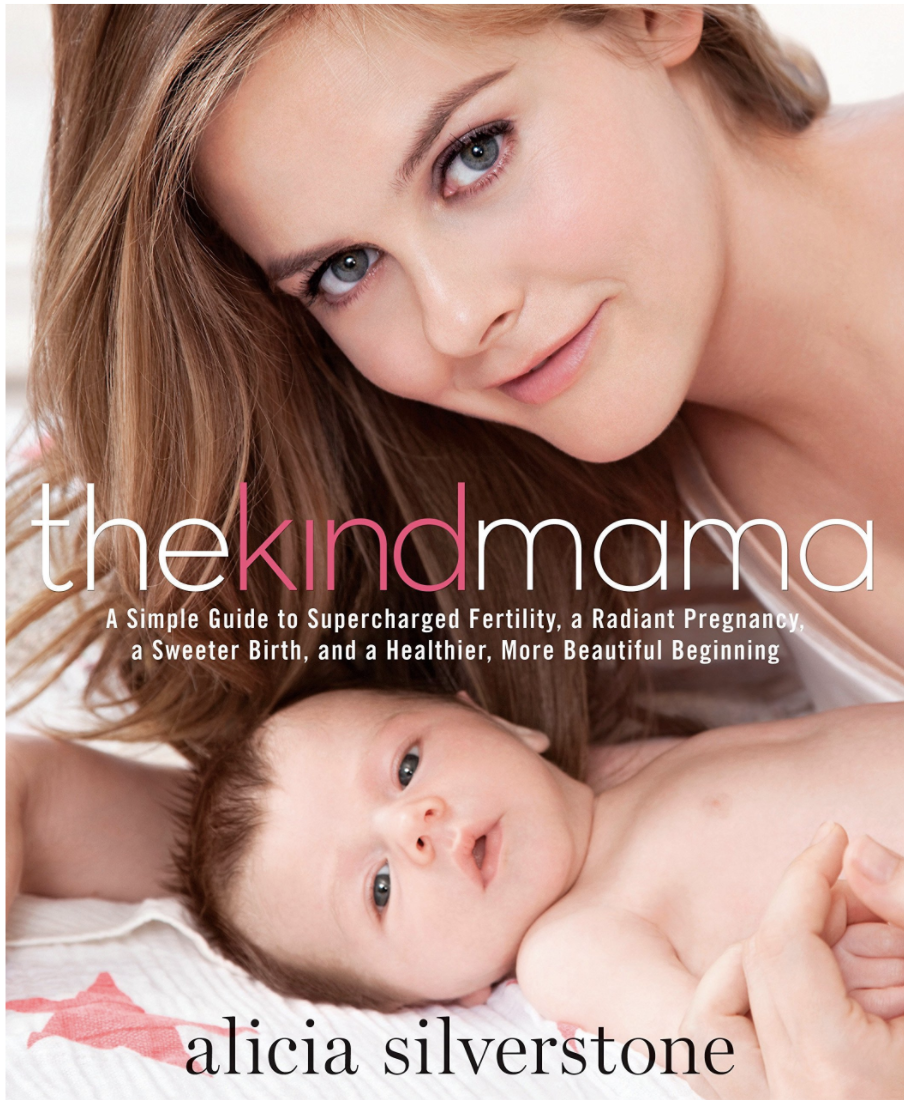 The cover of her book, The Kind Mama