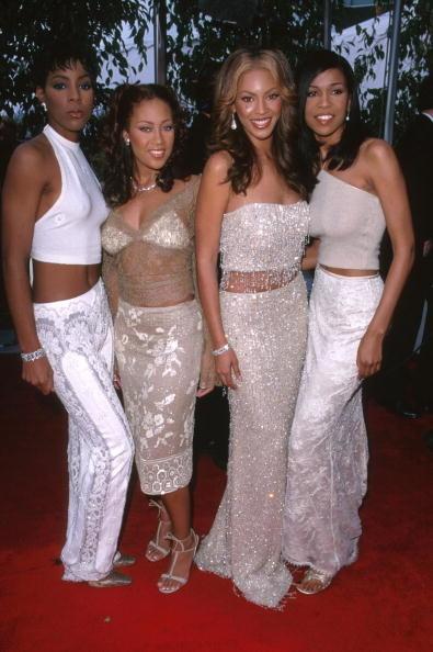 "girl group who sang ""Bills Bills Bills"""