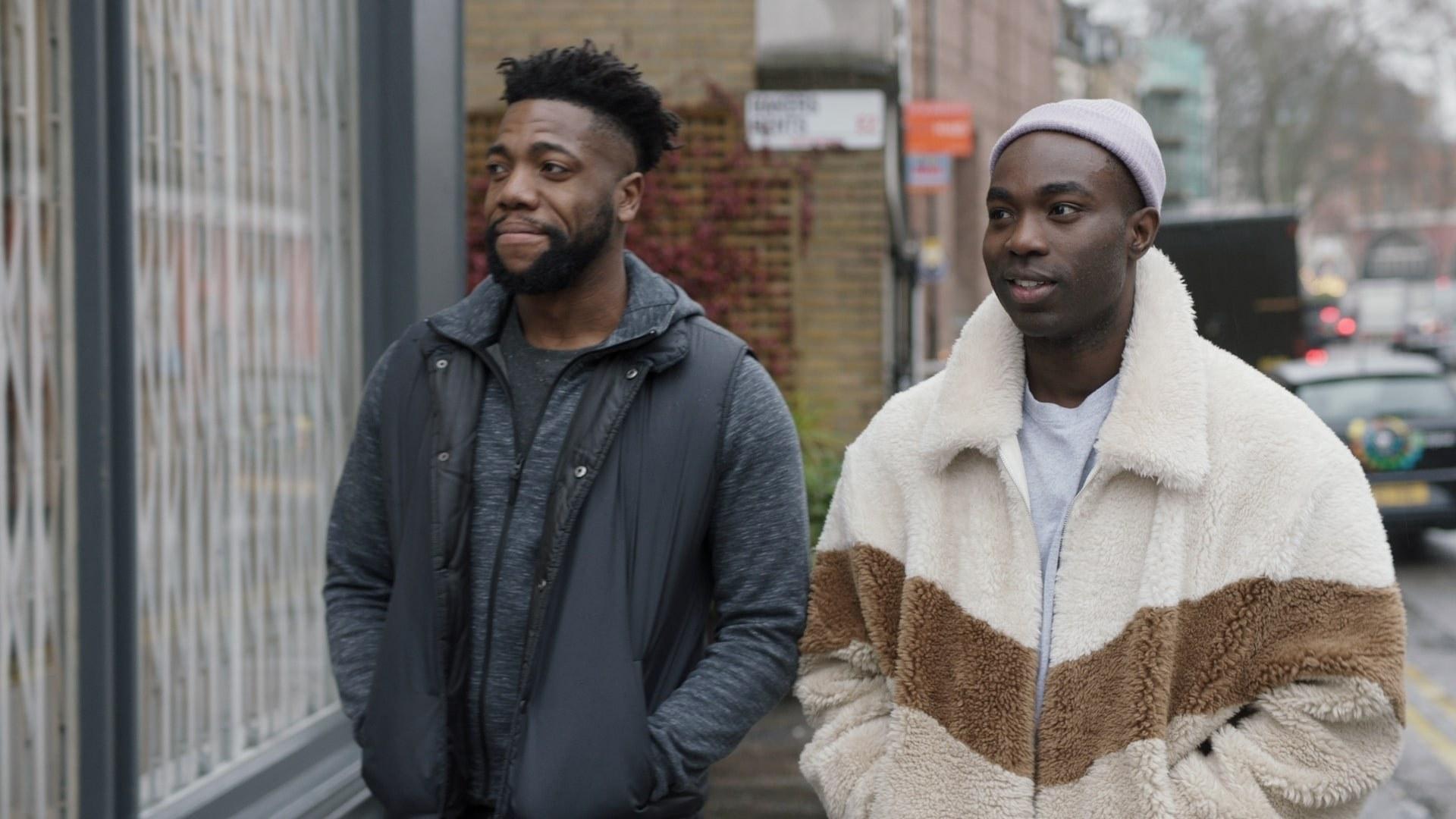 Fehinti Balogun and Paapa Essiedu take a walk around London