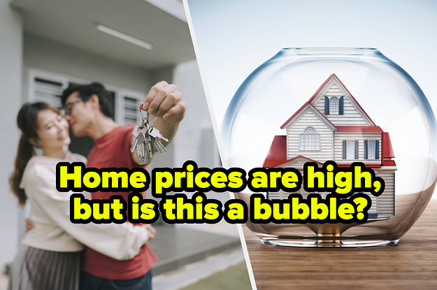 I Had A Bunch Of Questions About The Housing Market So I Talked To An Economist