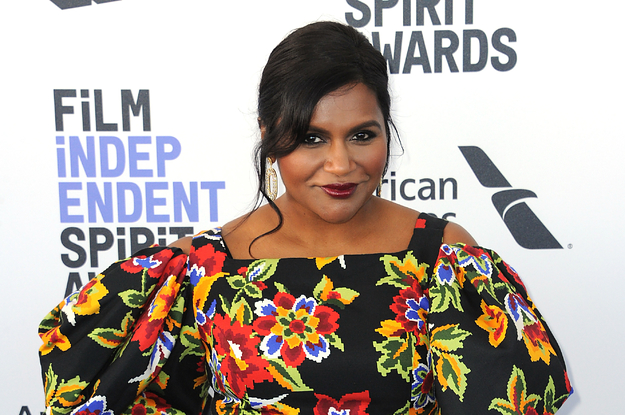 Mindy Kaling Got Real About How She's Grown Since Becoming A Mom And It's So Sweet And Relatable