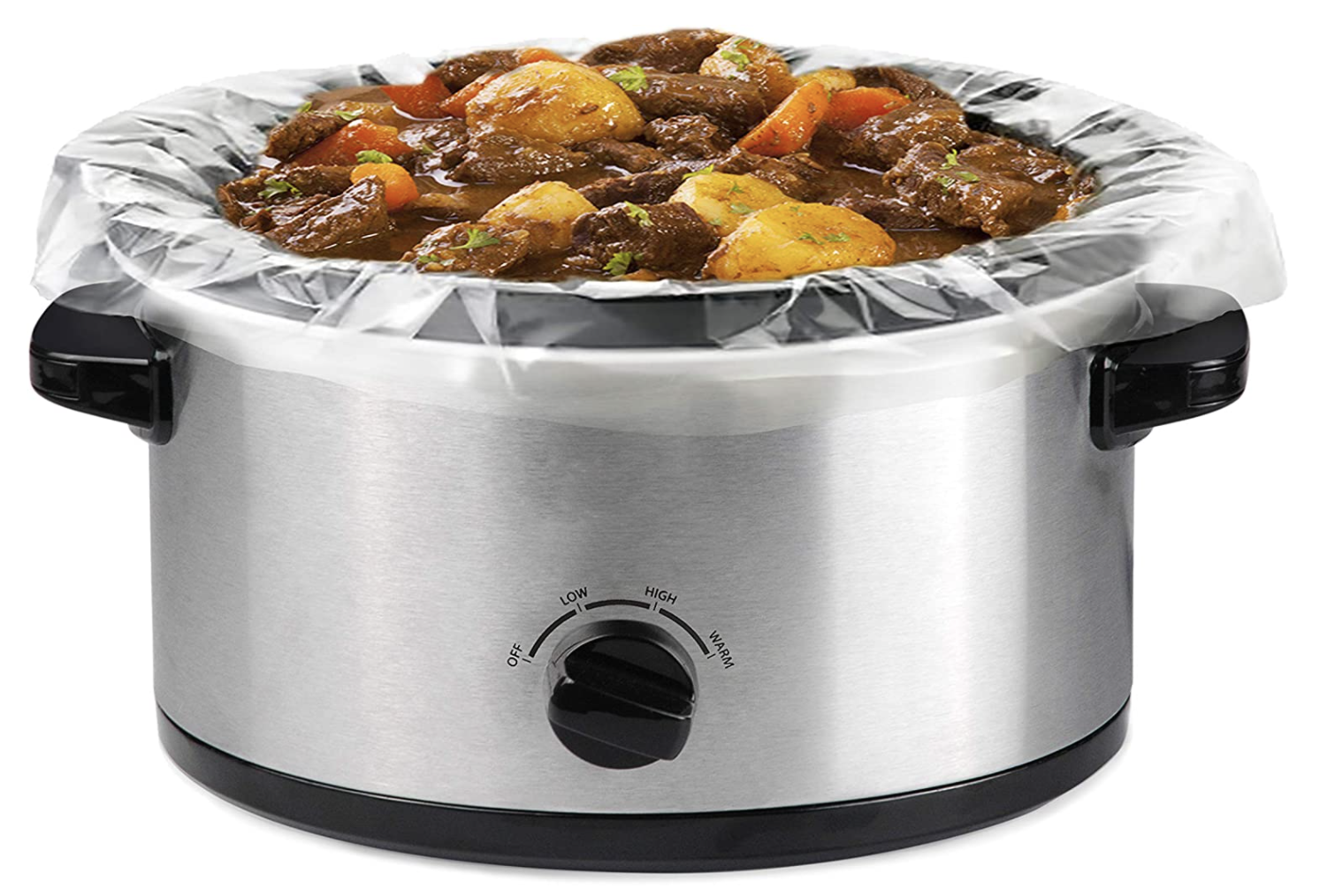 slow cooker with liner