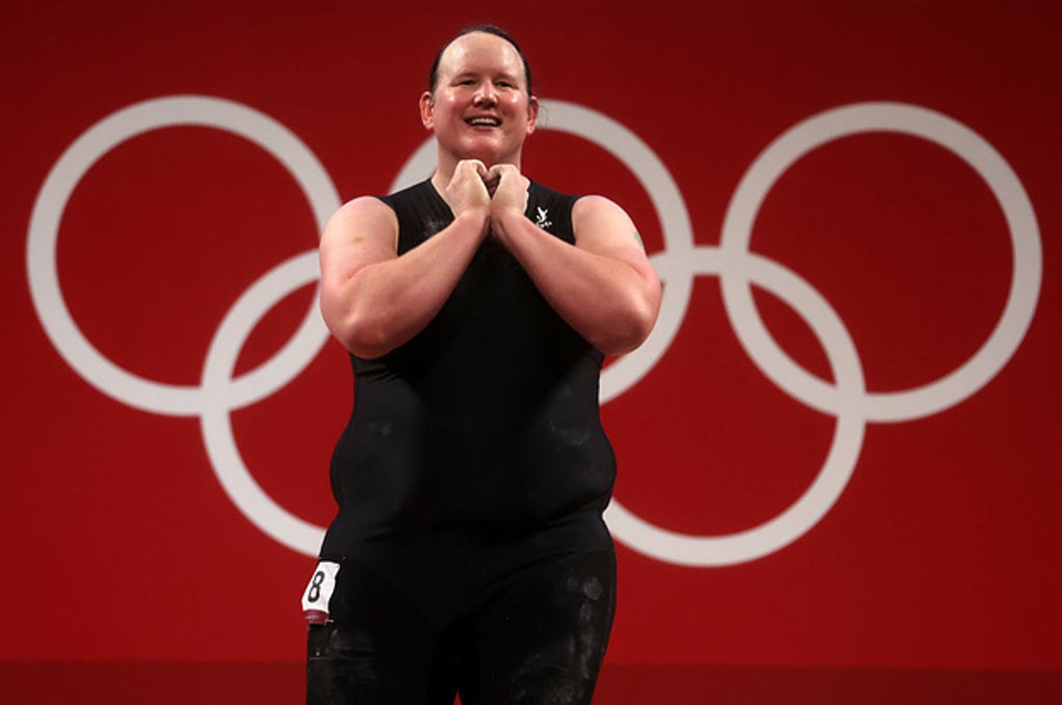 Laurel Hubbard First Trans Woman To Compete In A Solo Olympic Event