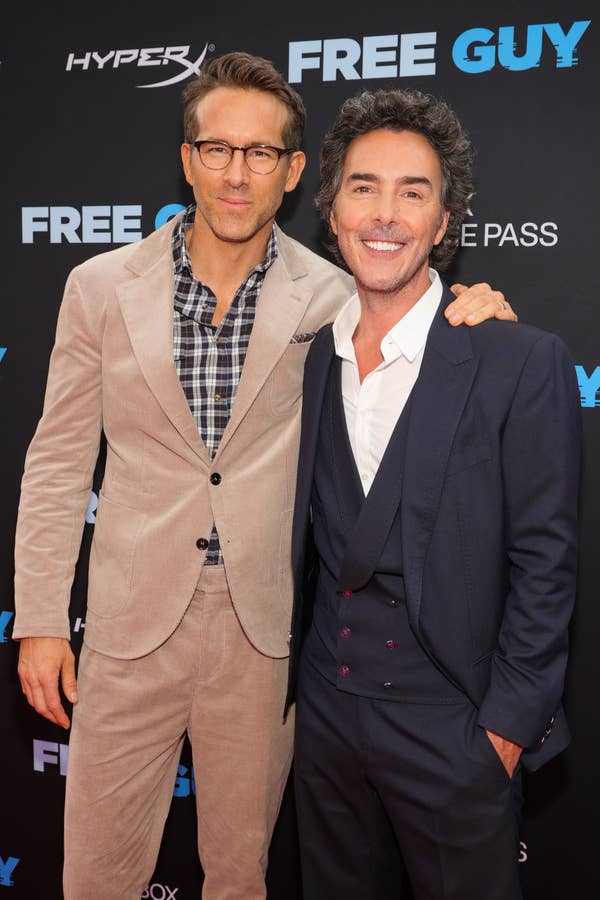 The result of the collaboration of Ryan Reynolds and Shawn Levy was because of Hugh Jackman, who introduced them.