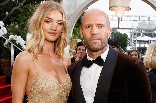 Rosie Huntington-Whiteley Announced She's Pregnant Again With A Sweet Baby Bump Picture
