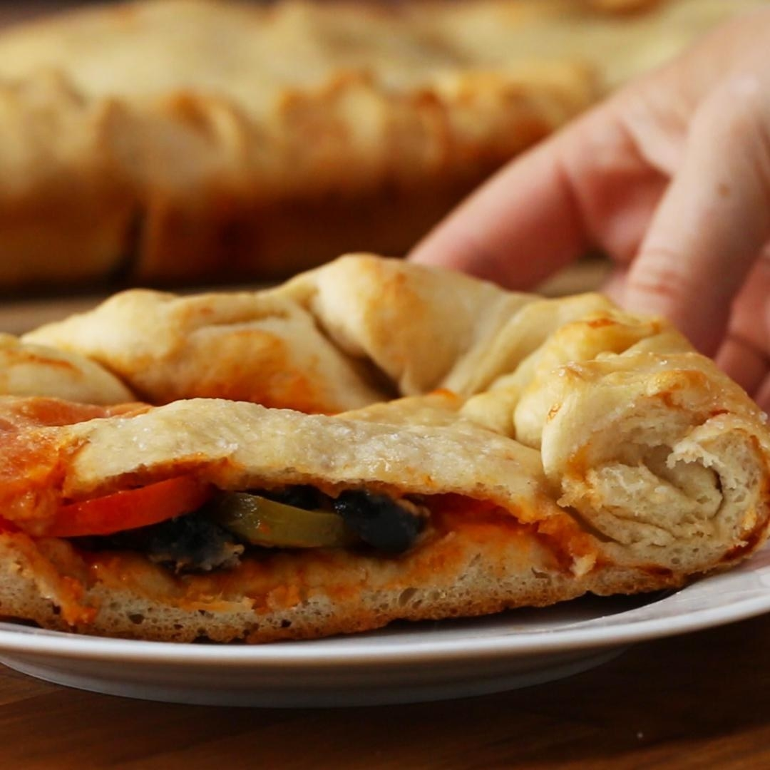 Sheet Pan Calzone