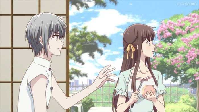 animated boy and girl