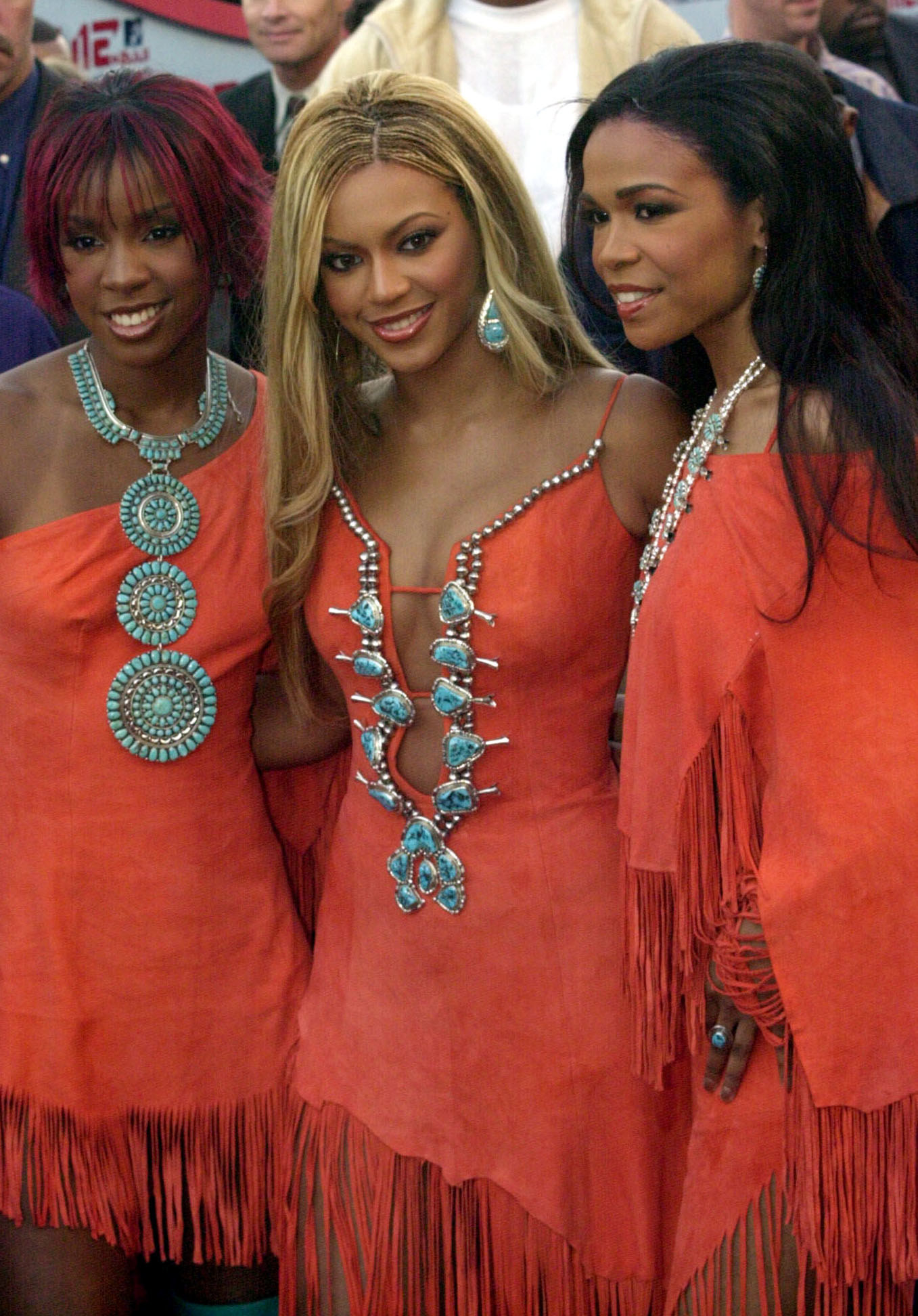 Destiny's Child at the 2001 Video Music Awards