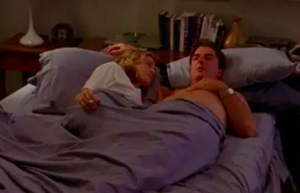 Carrie cheats on Aidan
