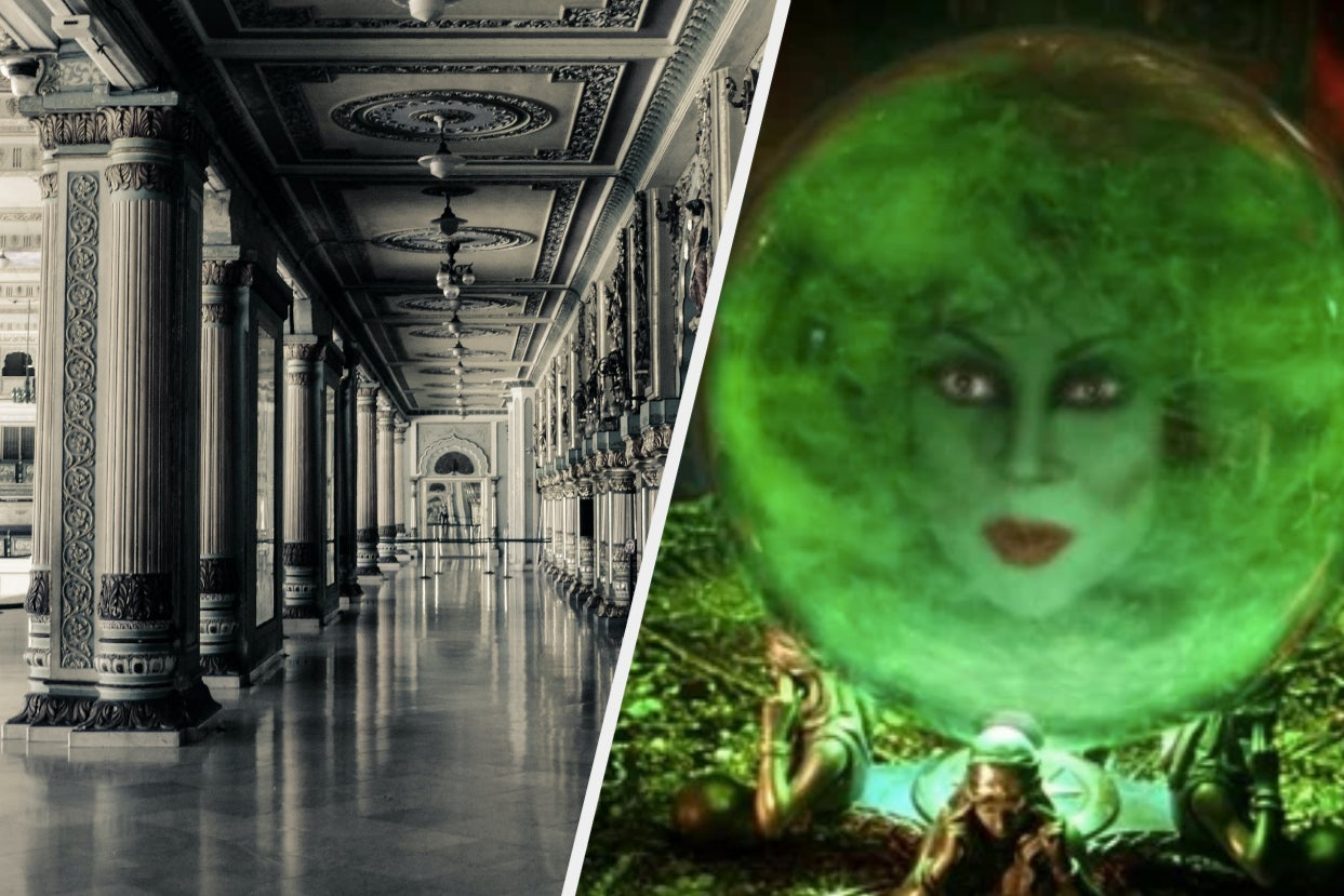 Walk Through An Empty Castle And We'll Tell You Which Ghost Is Haunting It
