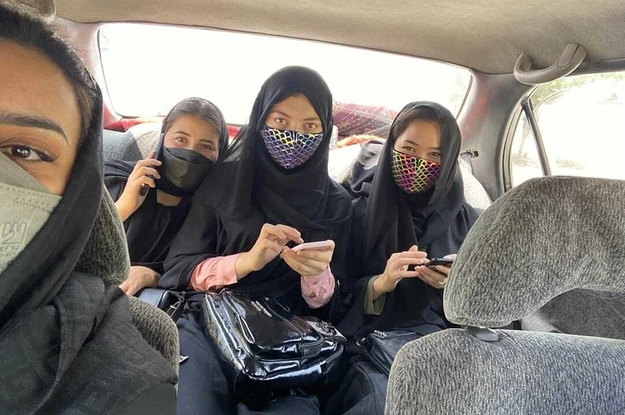 She Smuggled Women In Kabul To Safety. Now She's Hiding From The Taliban.