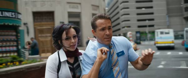Ryan Reynolds and Jodie Comer met for the first time when Comer came for the audition of the movie.