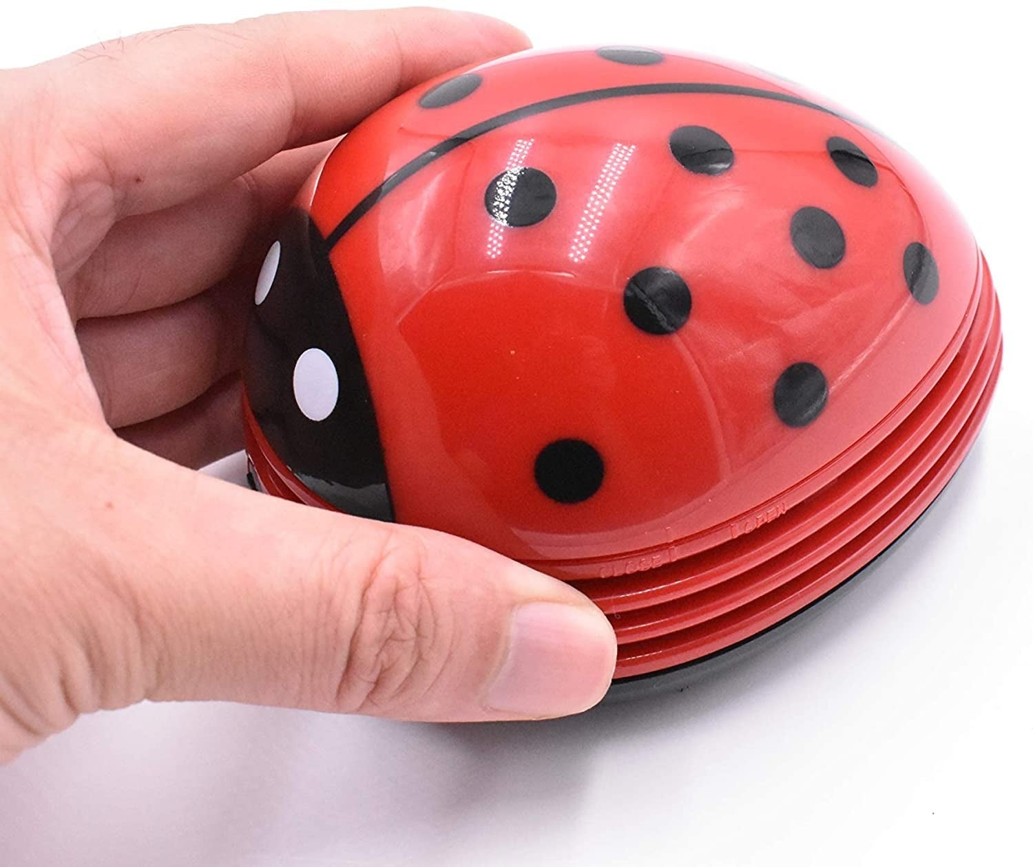 the small lady bug vacuum
