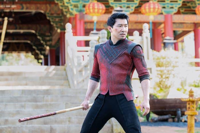 SHANG-CHI AND THE LEGEND OF THE TEN RINGS, Simu Liu, as Shang-Chi