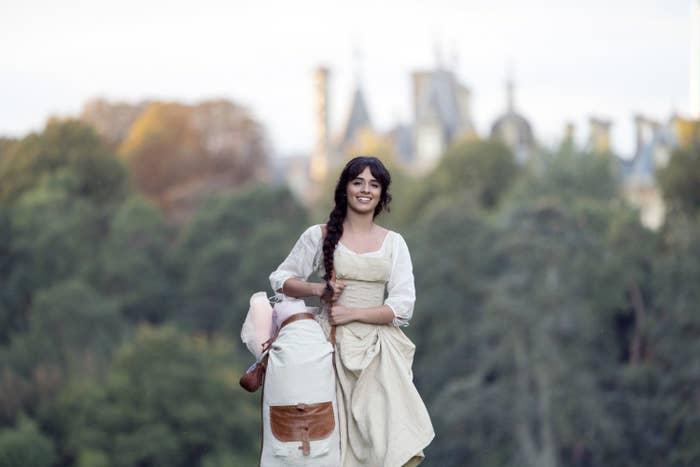 CINDERELLA, Camila Cabello as Cinderella