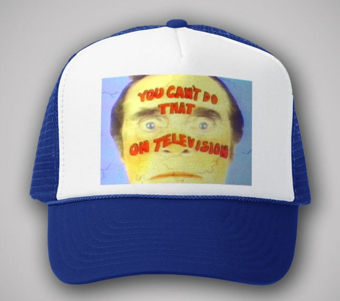The You Can't Do That On Television Trucker Hat