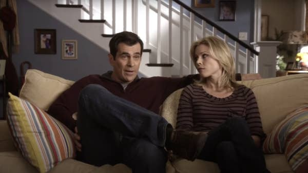 Phil Dunphy, apart from being the stupid funny dad, was obsessing over his mother-in-law and didn't contribute to raising his kids.
