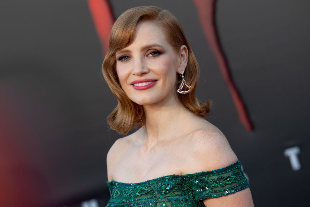 """Jessica Chastain attends the premiere of Warner Bros. Pictures """"It Chapter Two"""""""