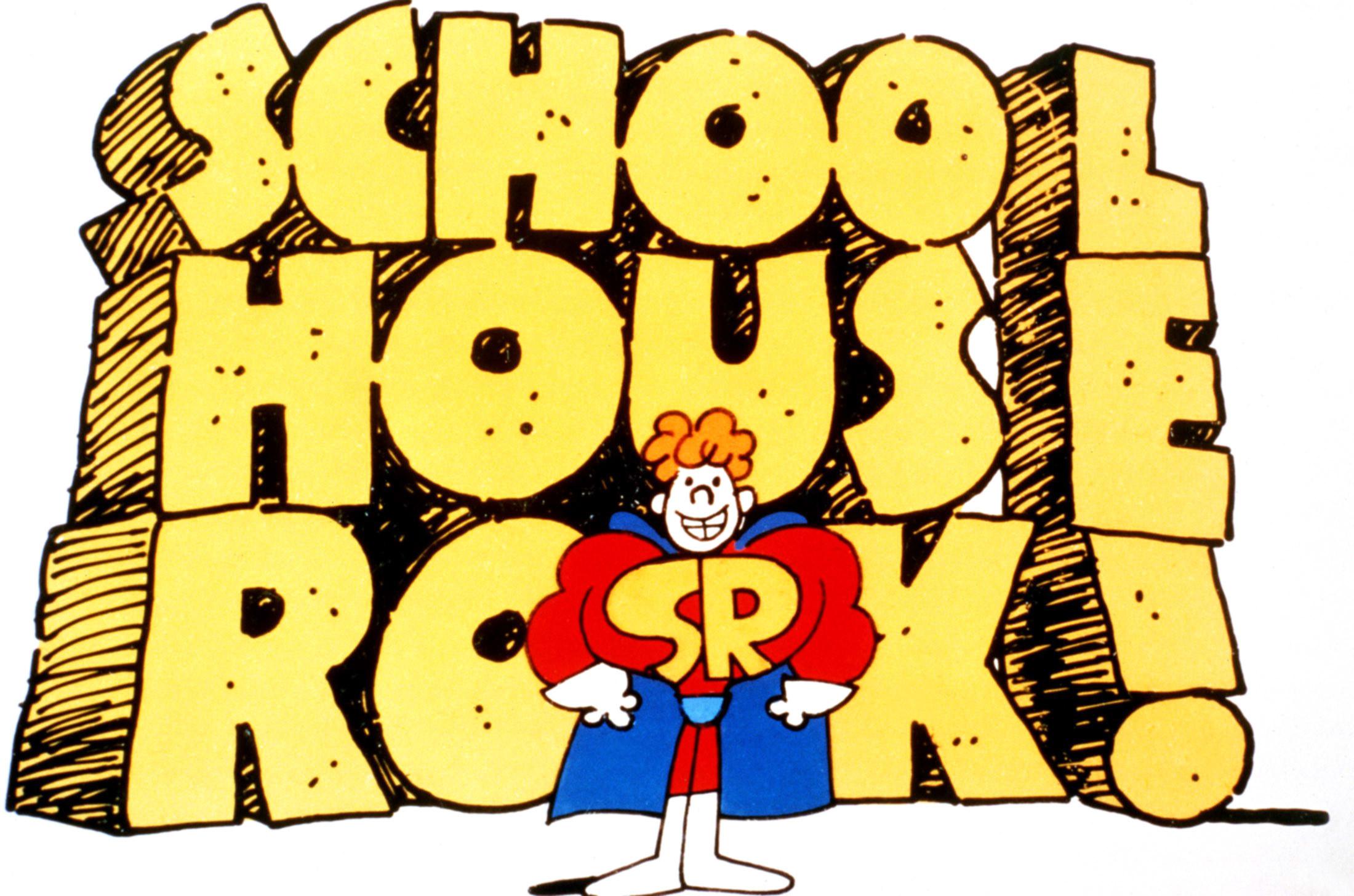 The Schoolhouse Rock Logo