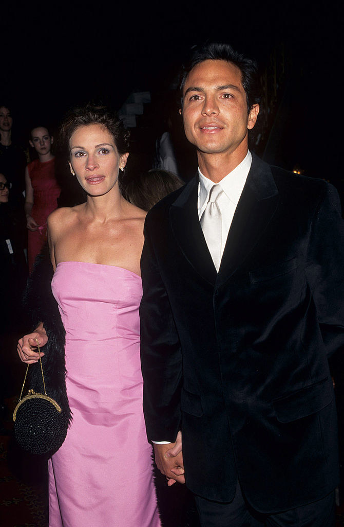 at the premiere of stepmom