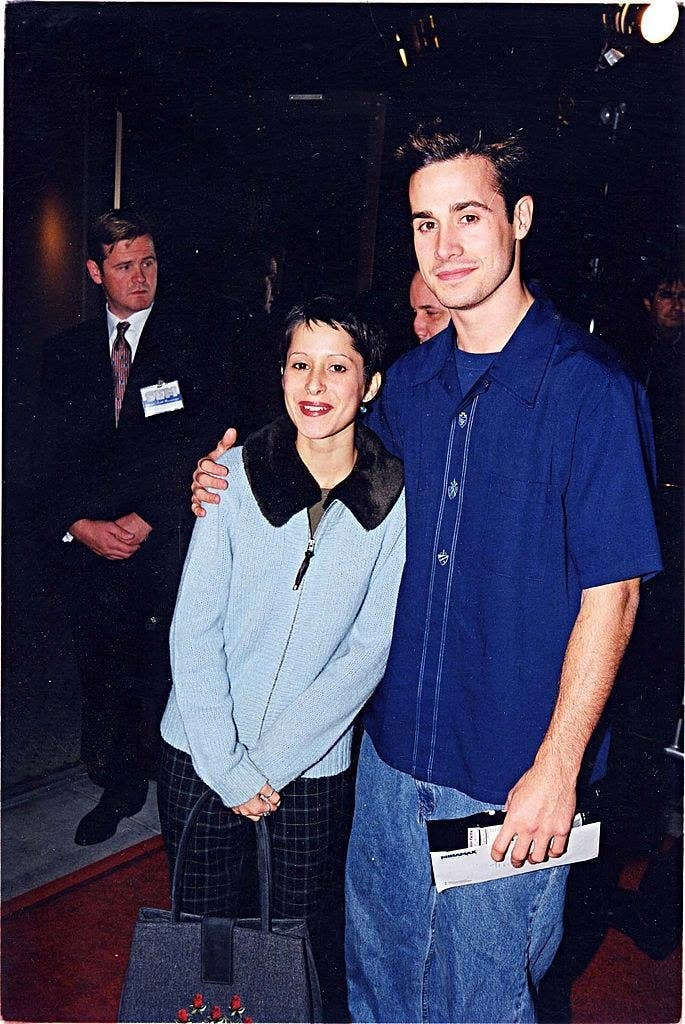 at shakespeare in love premiere