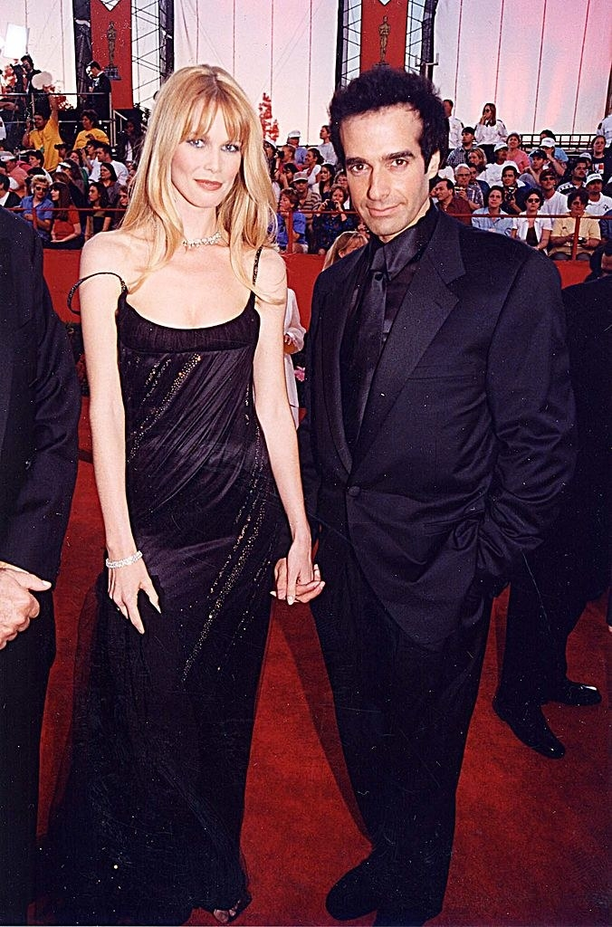at the academy awards