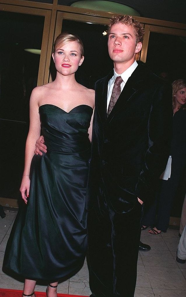 at the premiere of pleasentville